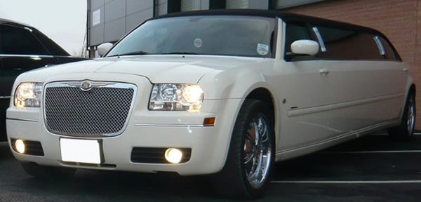 This Baby Bentley Limousine is available for hire anywhere in UK.
