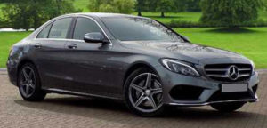 This Mercedes S Class is available for hire anywhere in UK.