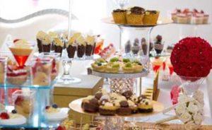 Premium Asian Wedding Dessert Tables