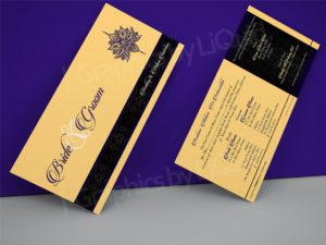 Pakistani and Indian Wedding Invitation Cards UK