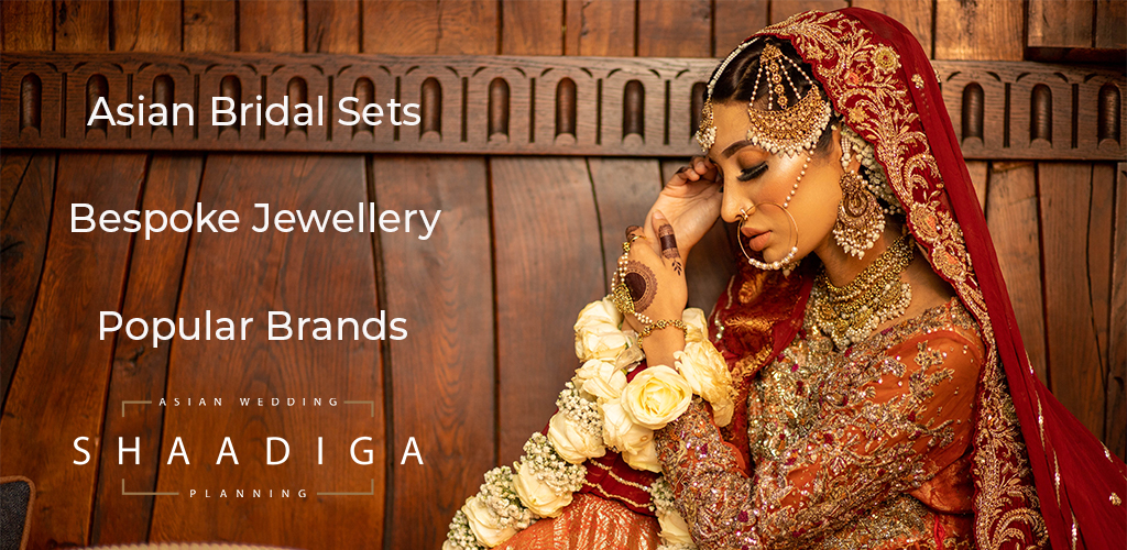 Asian Bridal Jewellery by Popular Brands
