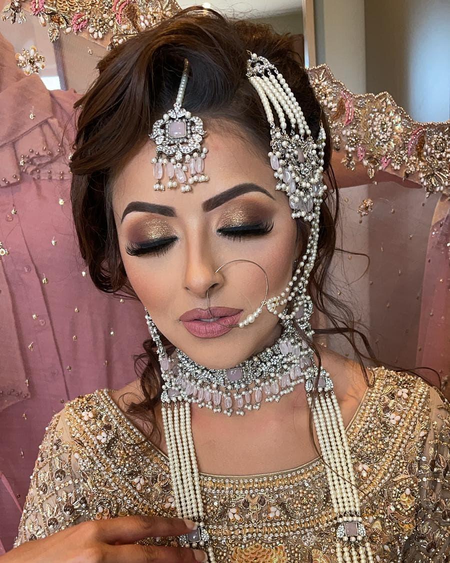 Tahera Yasmin Makeup Artist based in Lancashire