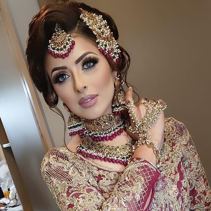 Tahera Yasmin MUA Summer campaign