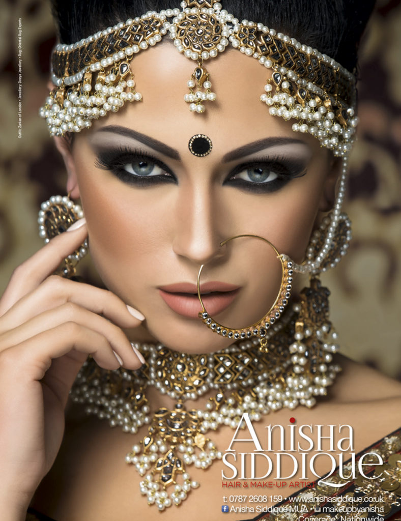 Asian Makeup by Anisha Siddique