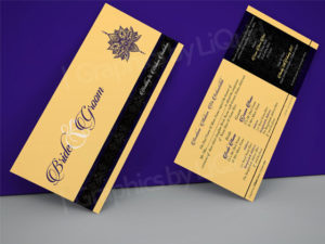 Pakistani and Indian Wedding Invitation Cards UK