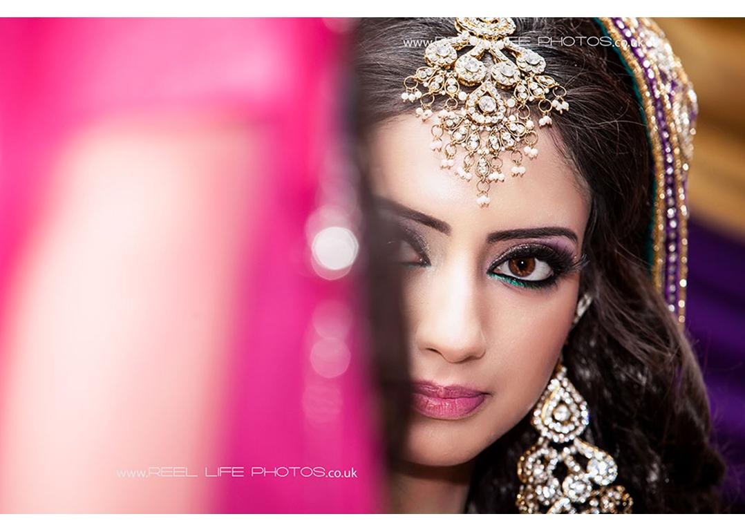 Asian-brides-face Reel Life Photos