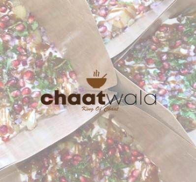 Chaatwala gol gappay wedding dessert tables