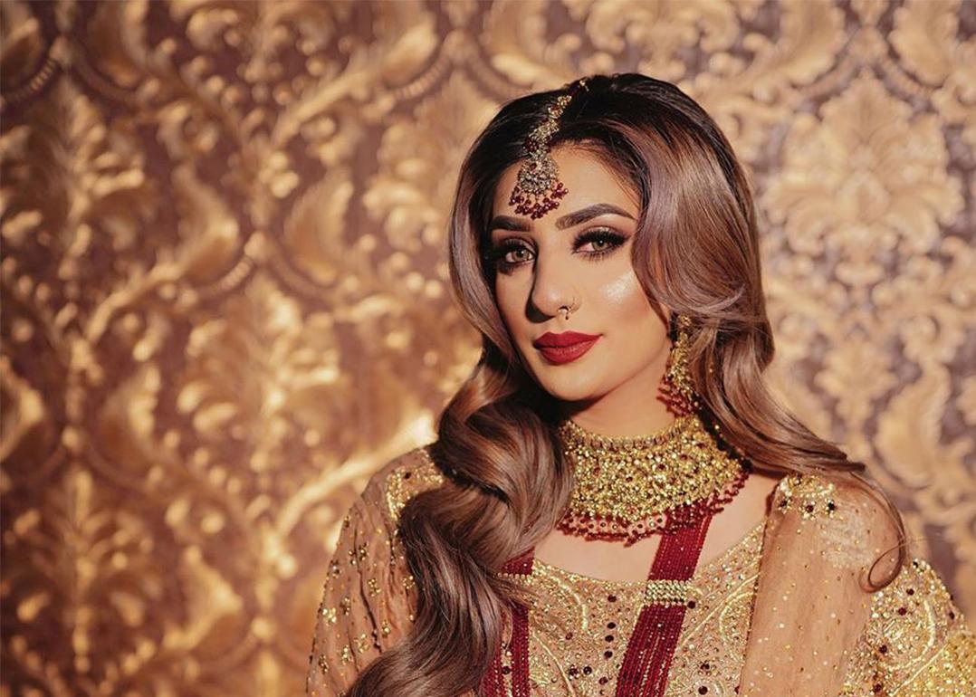 Aiisha Zxman Makeup artist from Manchester UK