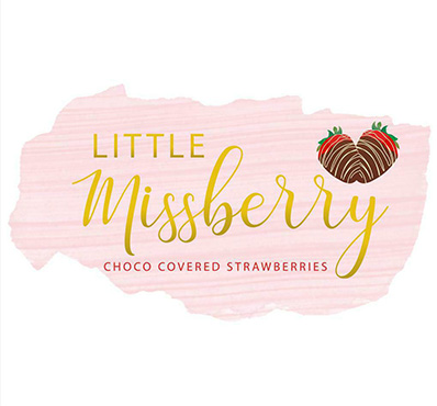 Little Missberry Chocolate Covered Strawberries