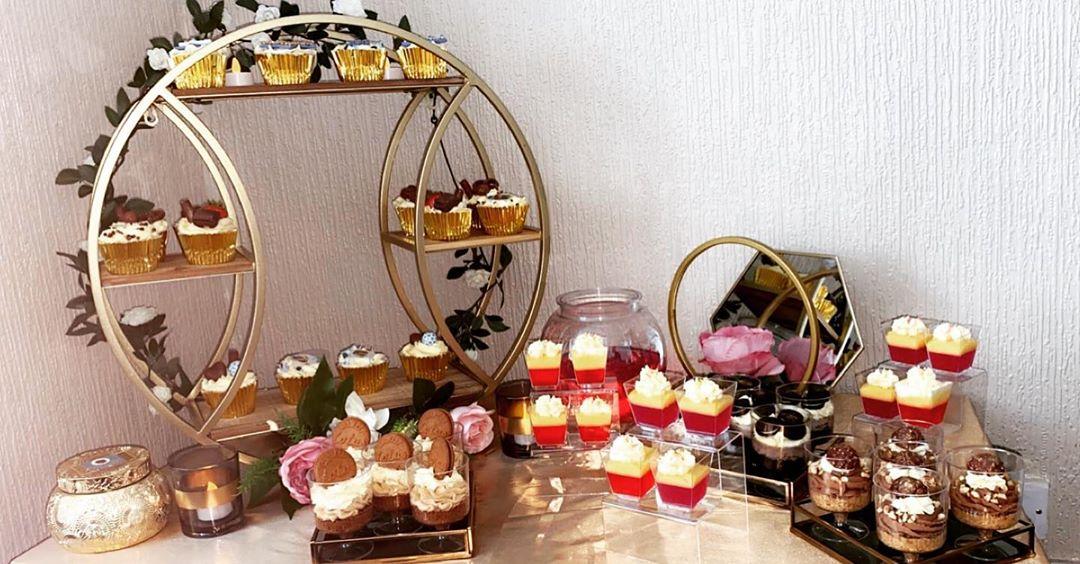 Asian Wedding Dessert Tables By Shaadiga
